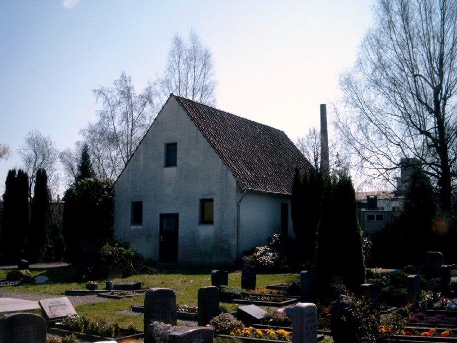 Historische Ansicht der Kapelle